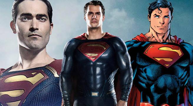Superman Costume TV Movies Supergirl Justice League
