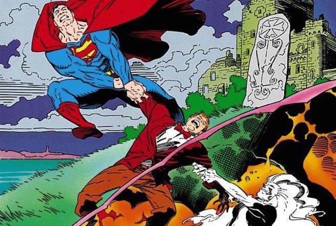 superman-mignola