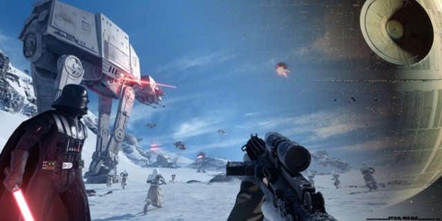 SW Battlefront Death Star