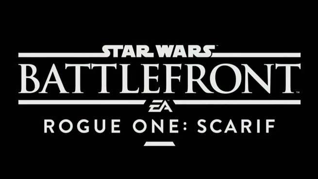SW Rogue One Scarif