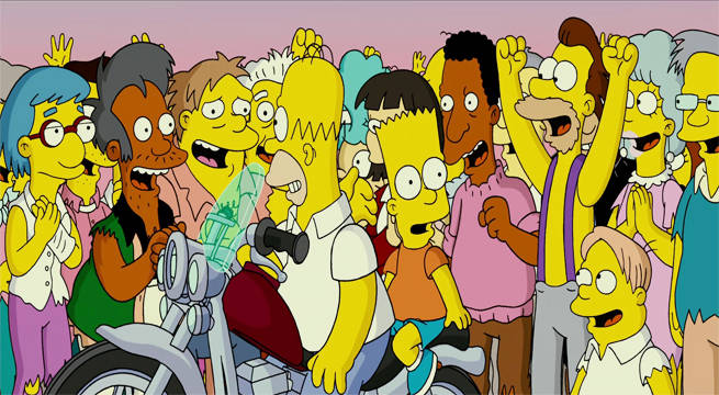 The Simpsons Movie Sequel Has Been Discussed