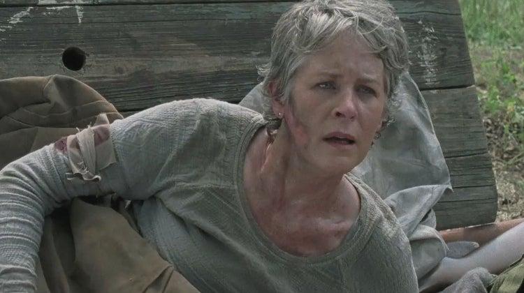 The Walking Dead Season 7 SDCC Trailer - Carol