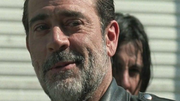The Walking Dead Season 7 SDCC Trailer - Jeffrey Dean Morgan as Negan