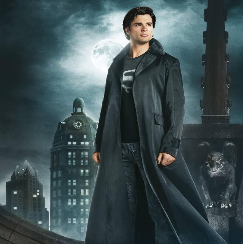 Tom Welling Superman Costume