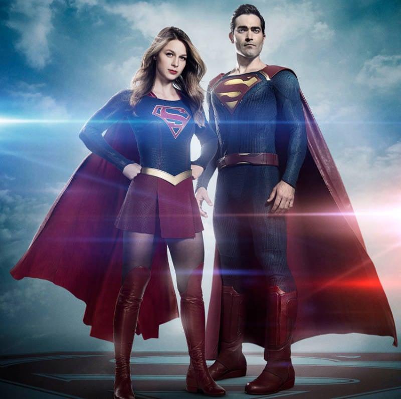 Tyler Hoechlin Superman Costume