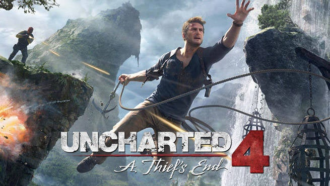 Uncharted 4 Header