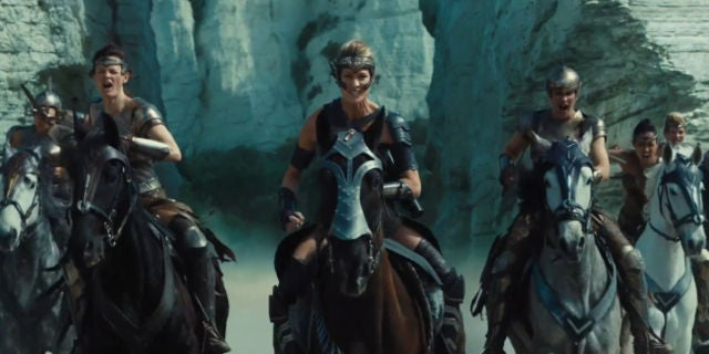 Wonder Woman Trailer - General Antiope