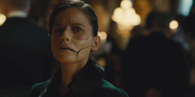 Wonder Woman Trailer Screenshots - Madame Masque