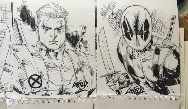 X-Force Sketch Hunt