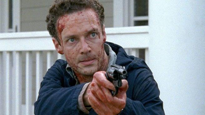 AMC Walking Dead Aaron