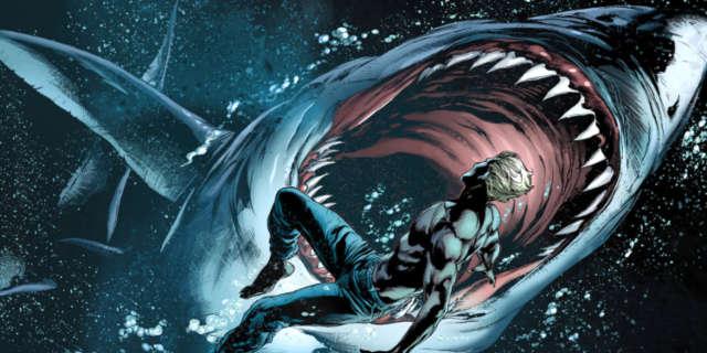 Aquaman Movie Sea Monsters