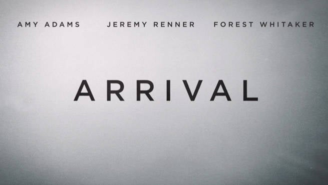 Arrival Trailer