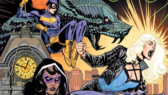Batgirl And The Birds Of Prey 1 Review A Team Reunited