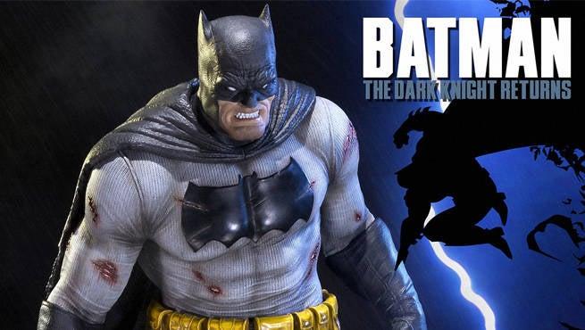 Batman DKR Prime 1 Header