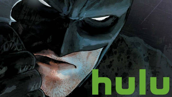 Batman HULU Documentary