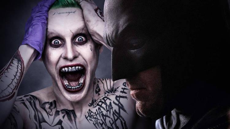 Batman Jokers Teeth Robins Death Suicide Squad