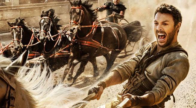 Ben-Hur Movie Reviews (2016