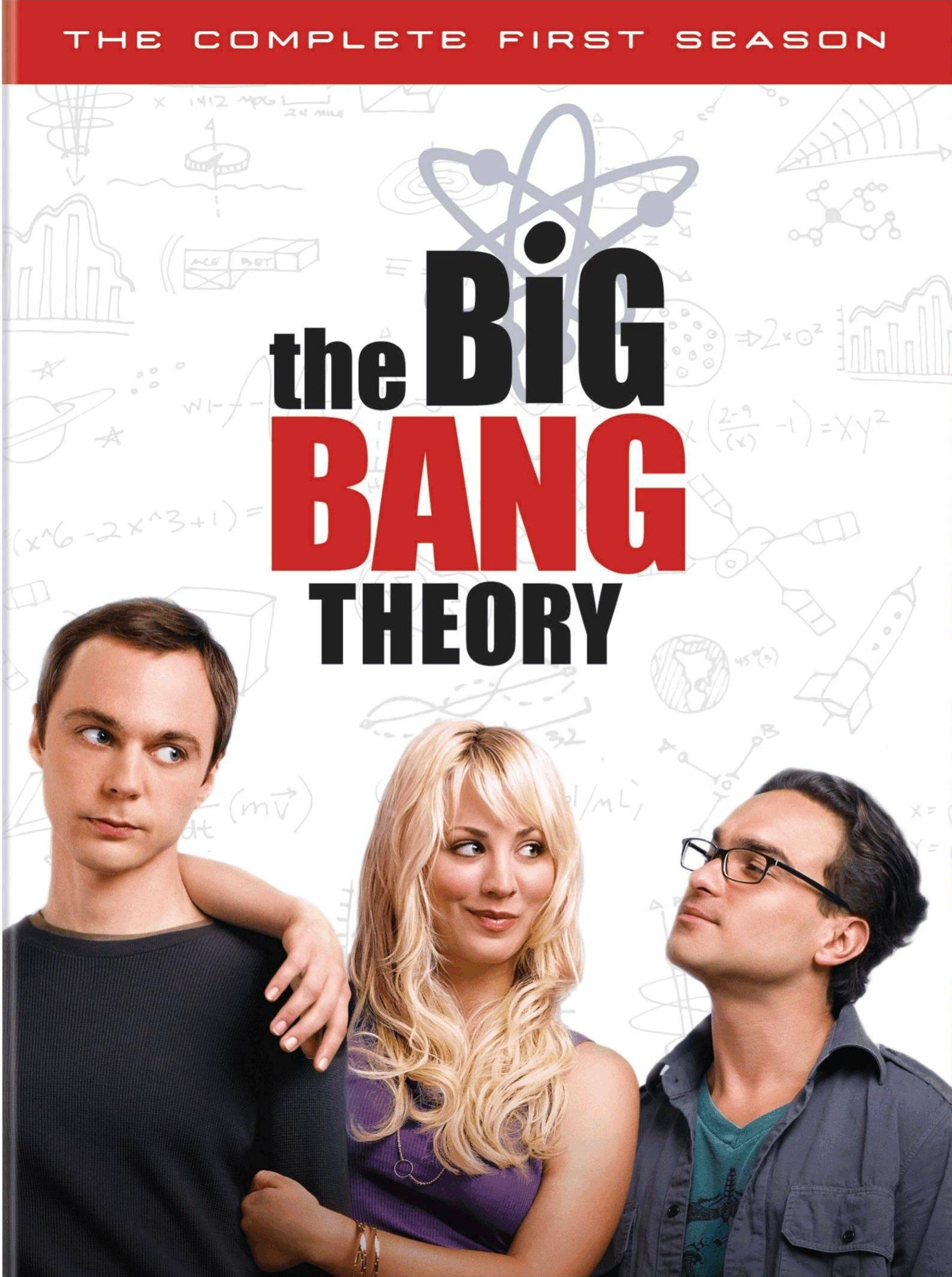 Big Bang Theory S1 Vert