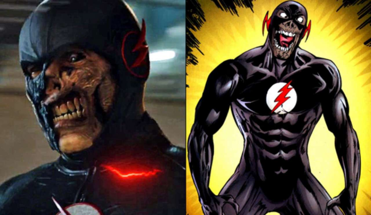 Black Flash Confirmed For Legends Of Tomorrow