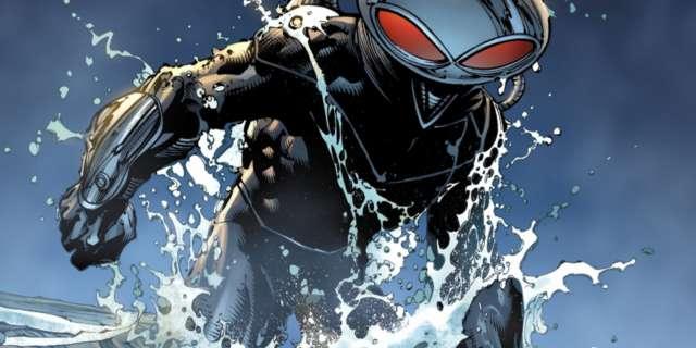 Black Manta Aquaman Movie