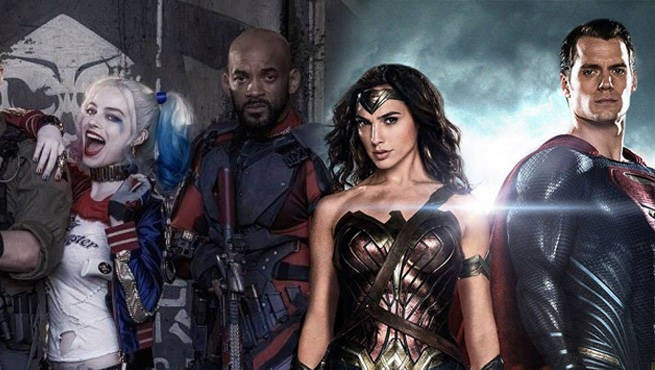 Suicide Squad Drops Below Batman V Superman On Rotten Tomatoes