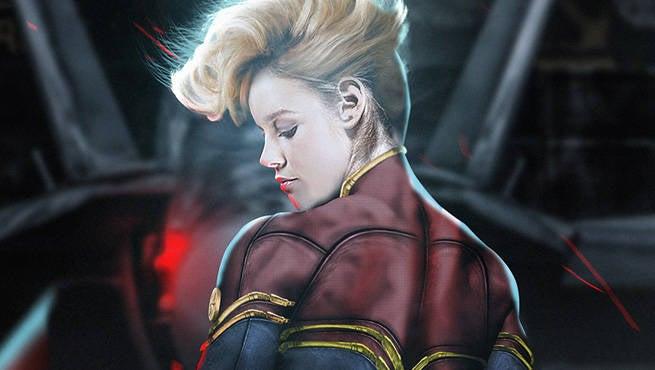Captain Marvel Boss Logic Updated