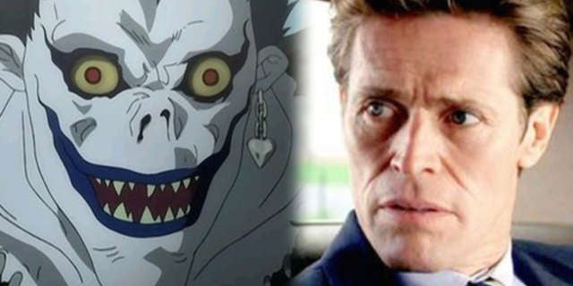 Dafoe Death Note