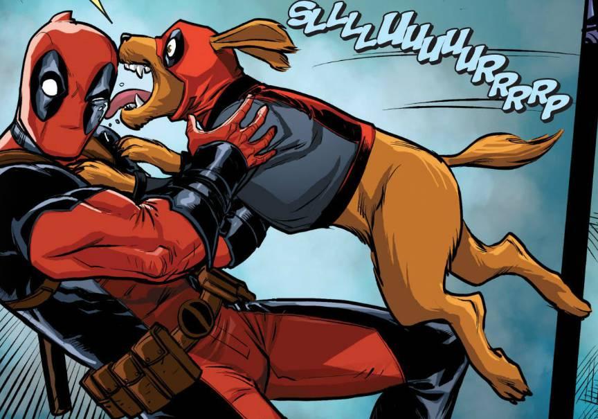 Deadpool-dogpool