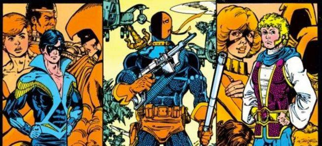 Deathstroke The Judas Contract
