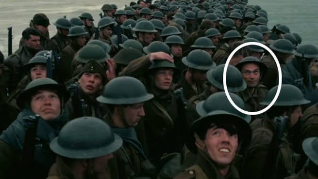 Christopher Nolan's Dunkirk Teaser Trailer Has A Smiling Problem