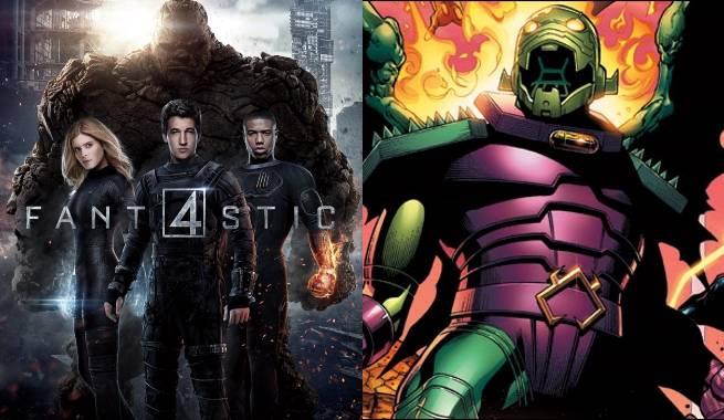 Fantastic Four  2015 Annihilus