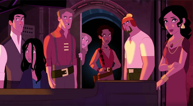 firefly fanmade animated series