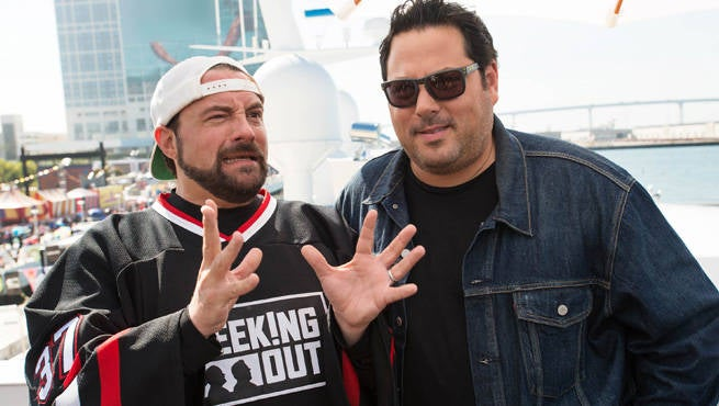 J.J. Abrams To Appear On Kevin Smith & Greg Grunberg's Geeking Out