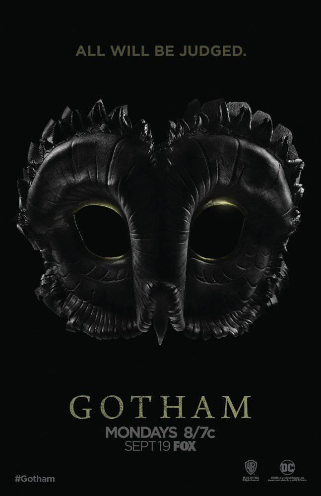 Gotham S3 Poster