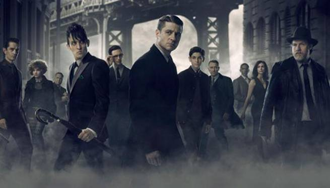 Gotham TV Series DCEU Movie Connections