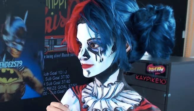 Harley-Cosplay