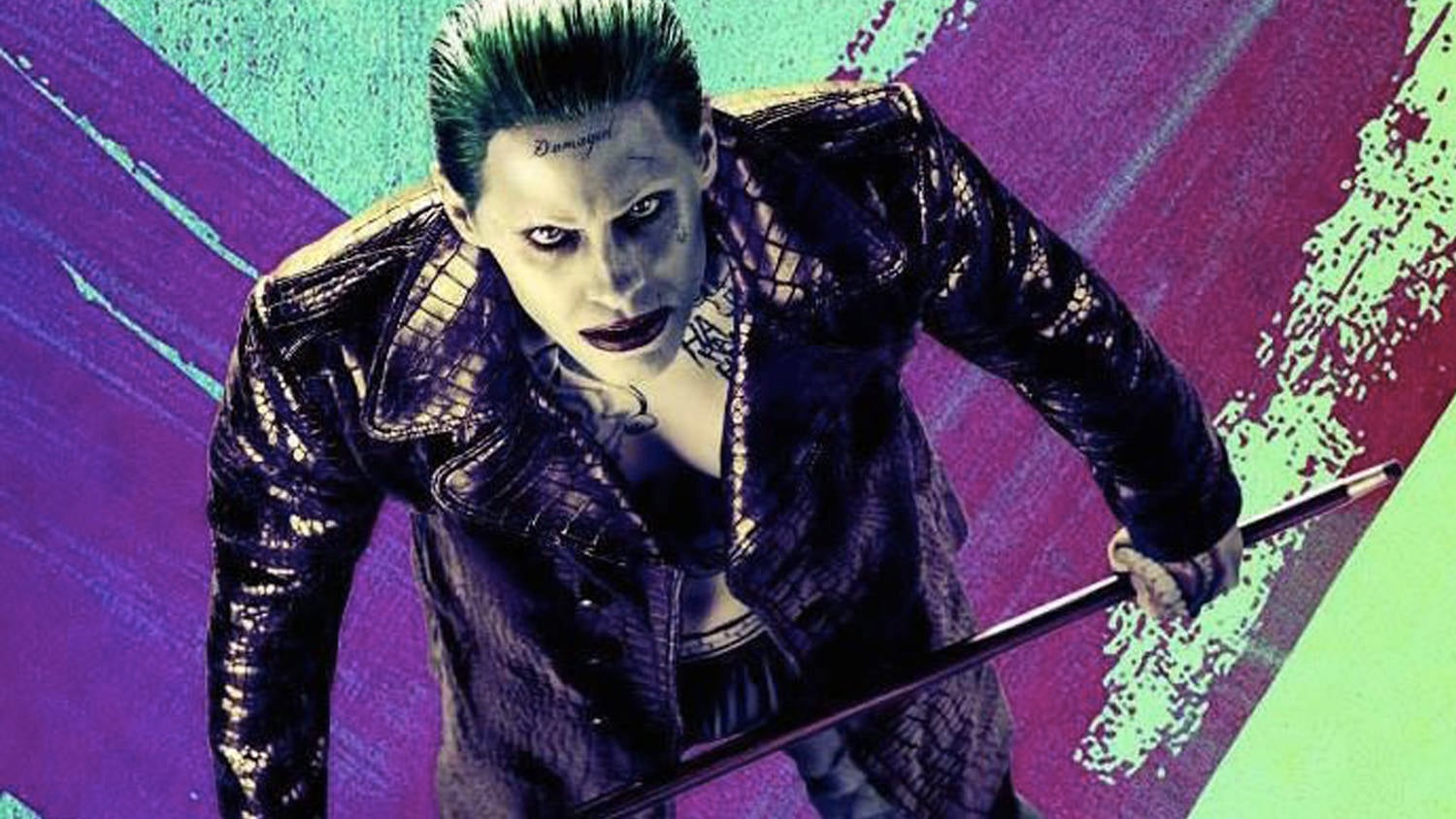 Jared Leto Joker Suicide Squad Reviews