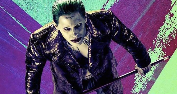 Jared Leto Joker Suicide Squad Reviews