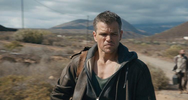 Jason Bourne (Reviews) Starring Matt Damon, Alicia Vikander and Tommy Lee Jones