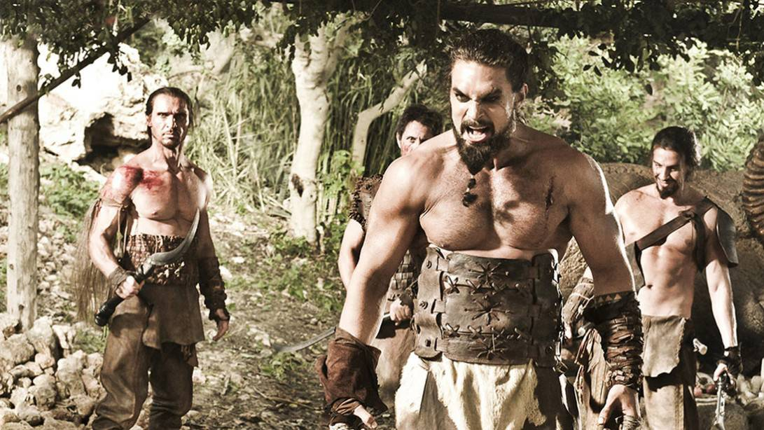 Is Jason Momoa Teasing Khal Drogo's Return On Game Of Thrones?
