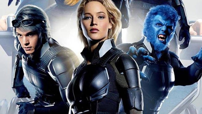 X-Men And Hunger Games' Jennifer Lawrence Is World's Highest-Paid Actress Of 2016