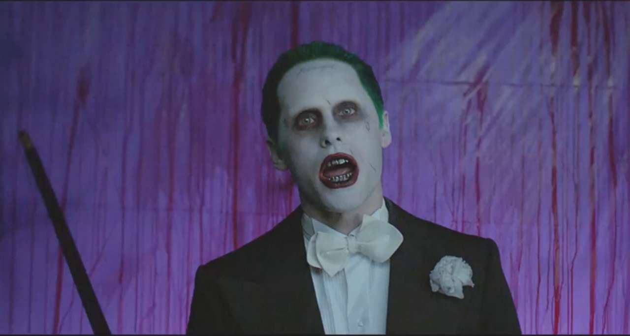 Suicide Squad Purple Lamborghini Music Video Features Jared Leto S Joker
