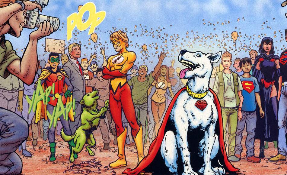 National Dog Day: Best Comic Book Dogs