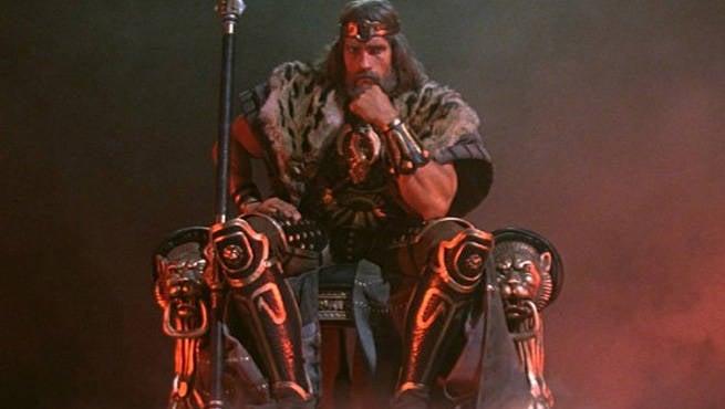 How The Legend Of Conan Begins