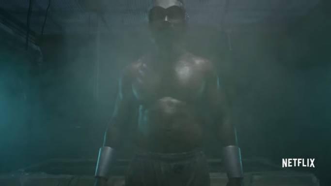 Luke Cage Netflix Power Man Costume Easter Egg