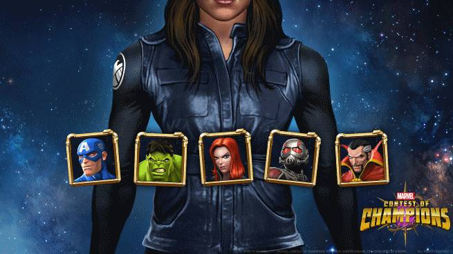 Marvel Contest of Champions Cavalry Challenge