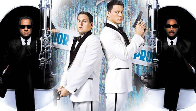 Jonah Hill Doubts Jump Street And Men In Black Crossover Will Happen