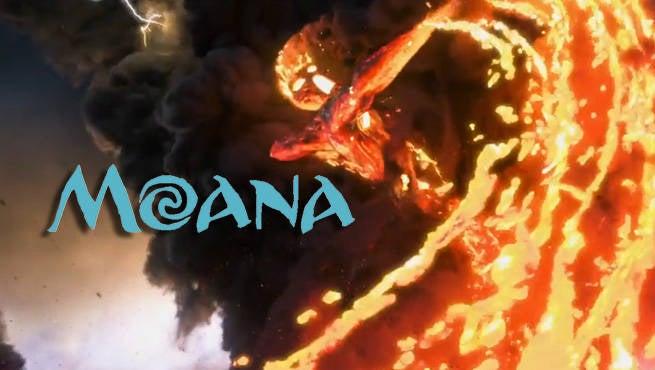 Moana Lava Witch