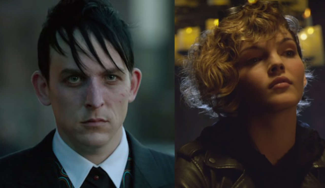 Image result for gotham penguin and selina