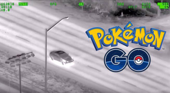 pokemon go car